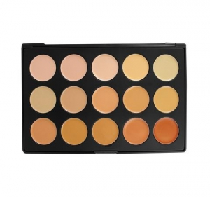 MORPHE BRUSHES  15CON - 15 COLOR CONCEALER PALETTE