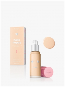 BENEFIT HELLO HAPPY FLAWLESS BRIGHTENING FOUNDATION SPF 15 30ml