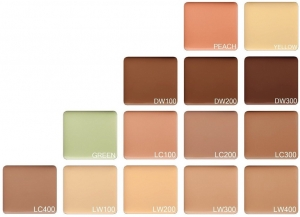 INGLOT FREEDOM SYSTEM CREAM CONCEALER SQUARE REFILL
