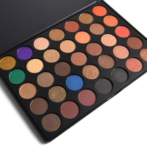 OPV BEAUTY 35 COLOUR EYESHADOW PALETTE GORGEOUS