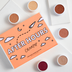 COLOURPOP AFTER HOURS EYESHADOW PALETTE