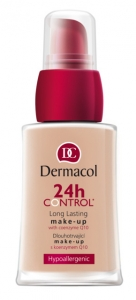 DERMACOL 24 CONTROL LONG LASTING MAKE-UP WITH COENZYME Q10