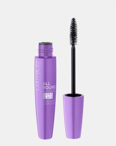 CATRICE ALL ROUND MASCARA EXTRA VOLUME ULTRA BLACK