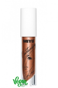 MIYO LIP GLOSS OUTSTANDING METALIC EYE AND LIP TOPPER