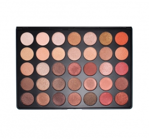 MORPHE 35OS SHIMMER NATURE GLOW PALETTE