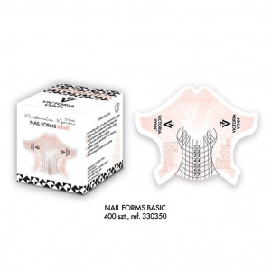 VICTORIA VYNN NAIL FORM BASIC 400pcs