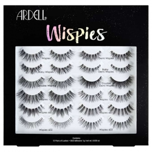 ARDELL LASHES WISPIES SET