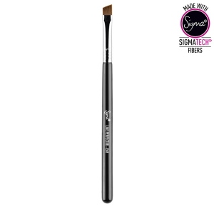 SIGMA BEAUTY LINE PERFECTOR BRUSH CHROME FERRULE E68
