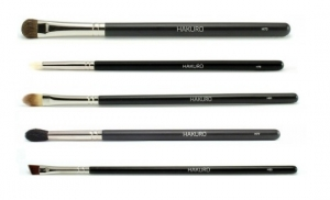 HAKURO SET 5 BRUSHES TO EYESHADOW H60, H70, H77, H76, H85