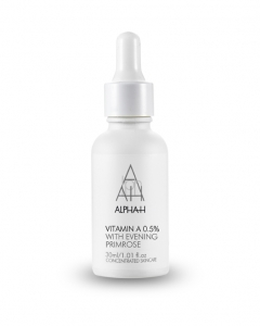 ALPHA-H VITAMIN A 0.5 % WITH EVENING PRIMROSE