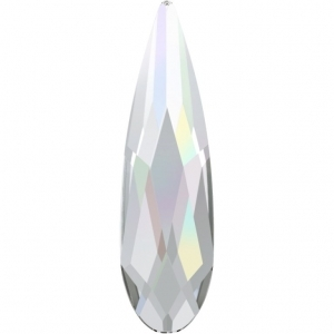 JULIA NESSANAIL DECORATION SWAROVSKI RAINDROP AB 6x1.7MM