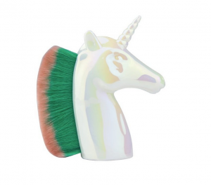 ABA GROUP DUST BRUSH UNICORN WHITE