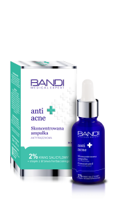 BANDI MEDICAL ANTI-ACNE CONCENTRATED ANTILUARD AMPOULE 30ml