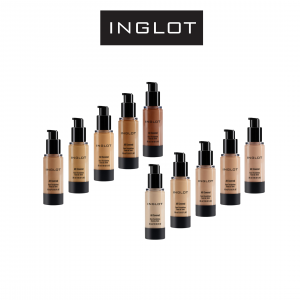 INGLOT ALL COVERED FOUNDATION