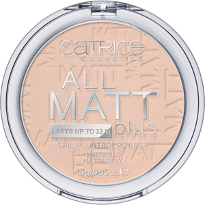 CATRICE ALL MATT PLUS SHINE PRESSED POWDER