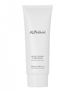 ALPHA-H CLEANSE SUPER SCRUB WITH GLYCOLIC ACID & PEPPERMINT