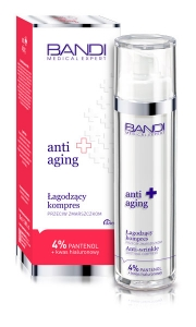 BANDI ANTI AGING ANTI WRINKLE SOOTHING COMPRESS FACE CREAM 50ml