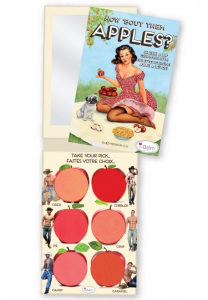 theBALM HOW 'BOUT THEM APPLES CHEEK&LIP BLUSH