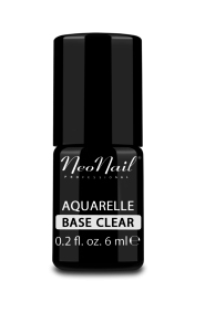 NEONAIL GEL POLISH AQUARELLE BASE CLEAR 6ml