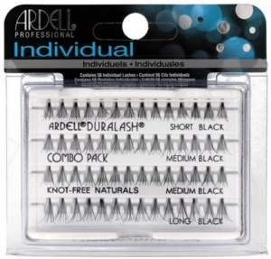 ARDELL LASHES INDIVIDUALS COMBO PACK SHORT MEDIUM LONG