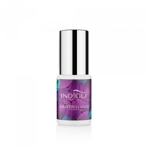 INDIGO ARTE BRILLANTE GEL BRUSH - GEL IN THE BRUSH