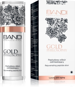 BANDI GOLD PHILOSOPHY PEPTIDE REJUVENATING ELIXIR