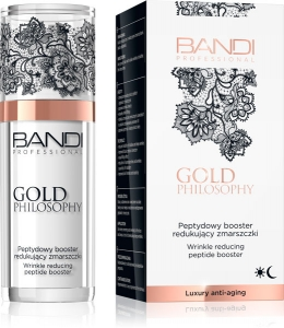 BANDI GOLD PHILOSOPHY PEPTIDE BOOSTER REDUCING WRINKLES