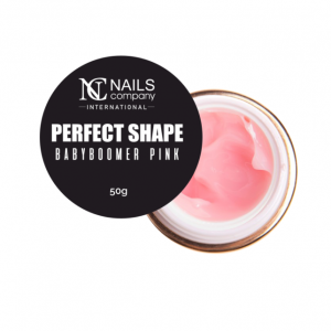 NAILS COMPANY NAIL GEL PERFECT SHAPE BABYBOOMER PINK