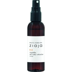 ZIAJA BALTIC HOME SPA FIT BODY AND HAIR MIST