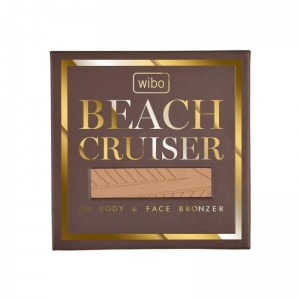 WIBO BEACH CRUISER BODY AND FACE BRONZER