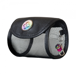 BEAUTYBLENDER AIR PORT PRO BLACK MESH BAG