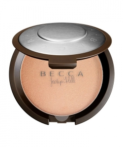 BECCA JACLYN HILL SHIMMERING SKIN PERFECTOR PRESSED CHAMPAGNE POP
