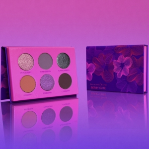 COLOURED RAINE BERRY CUTE EYESHADOW PALETTE-LIMITED EDTION