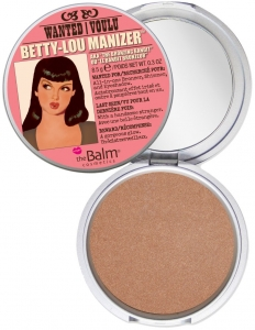 theBALM BETTY LOU MANIZER HIGHLIGHTER BRONZER