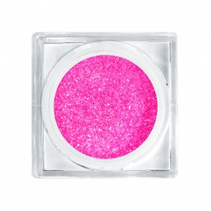 LIT COSMETICS EYESHADOW GLITTER ELECTRIC BEYOND PINK