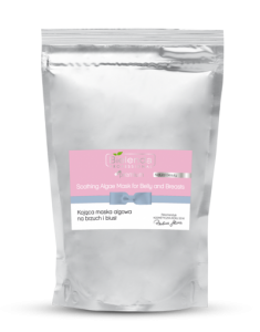 BIELENDA PROFESSIONAL MAMA SOOTHING ALGAE MASK FOR BELLY AND BREASTS 500G