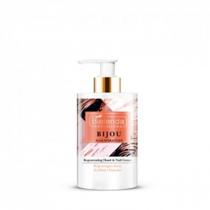 BIELENDA NAILSPIRATION REGENERATING HAND AND NAIL CREAM BIJOU 300ML