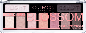 CATRICE EYESHADOW THE NUDE BLOSSOM COLLECTION PALETTE