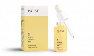 PAESE BRIGHTENING REJUVENATING SERUM VITAMN C 10%