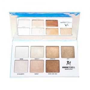 BPERFECT SUB ZERO HIGHLIGHTER PALETTE