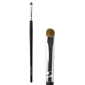 COASTAL SCENTS DETAIL ROUND NATURAL BRUSH