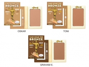 theBLAM TAKE HOME THE BRONZE ANTI-ORANGE BRONZER