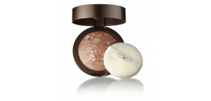 LAURA GELLER BAKED BODY FROSTING WITH PUFF BRONZER