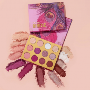 COLOURPOP BYE BYE BIRDIE EYESHADOW PALETTE