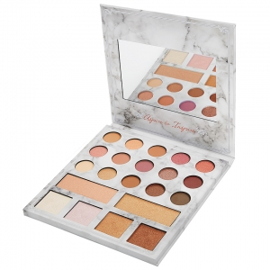BH COSMETICS CARLI BYBEL DELUXE EDITION- 21 COLOR EYESHADOW & HIGHLIGHTER PALETTE