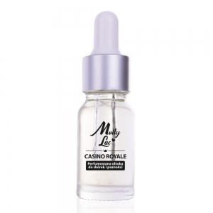 MOLLY LAC NAIL & CUTICLE OIL PERFUMED OIL FOR NAILS 10ML