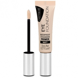 CATRICE EYESHADOW PRIMER MATT EYE FOUNDATION WATERPROOF