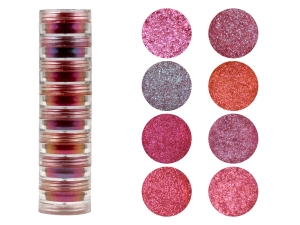 GLAZEL VISAGE TOWER OF EYESHADOW CAMELEON