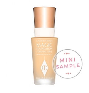 CHARLOTTE TILBURY MAGIC FOUNDATION MINI SAMPLE 2ml