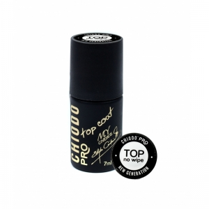 CHIODO PRO NO WIPE TOP COAT - TOP EFFECT FOR HYBRID COLOR 7ML